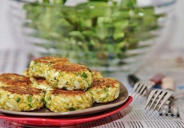 Самые вкусные рецепты: Яичные котлеты