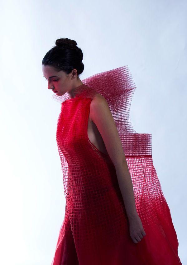 Les textiles imprimés en 3D brouillent les pistes entre hier et demain   The Creators Project