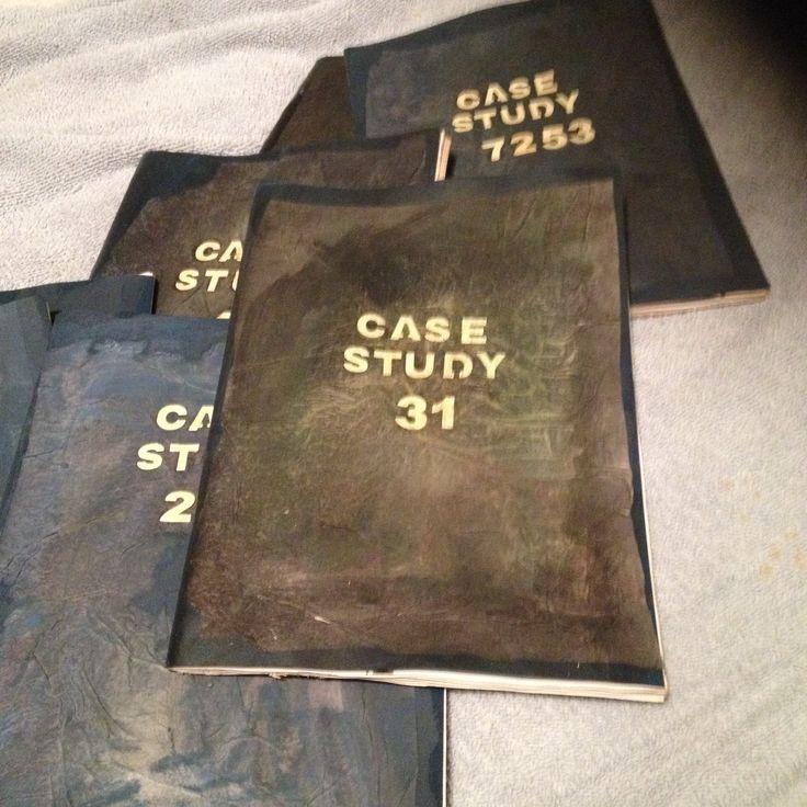 case study books