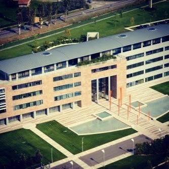 Veneto Banca Group Headquarter in Montebelluna (Treviso ...