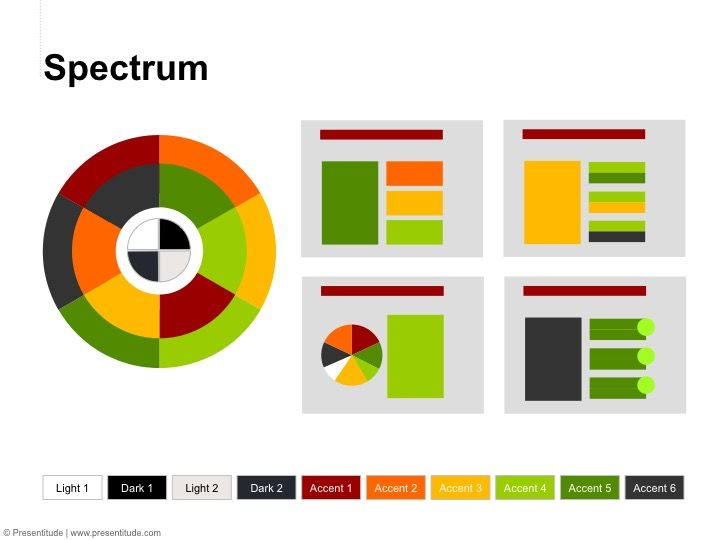 57 best powerpoint 2011 mac color themes images on pinterest powerpoint 2011 mac comes with 57 color themes this is the spectrum theme toneelgroepblik Images