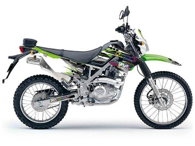49 best Decal Sticker KLX 150S | Modifikasi Kawasaki KLX 150S images