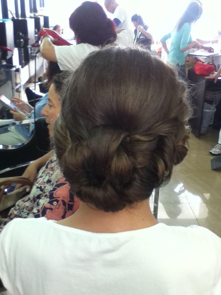 Braidsmaid hair