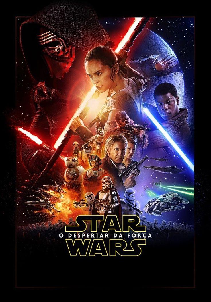 Star Wars: Episódio 7:  O Despertar da Força – Star Wars: The Force Awakens  - Filme completo e Dublado - lançamento (2015).  OBS: Para assistir clicar na opção 3