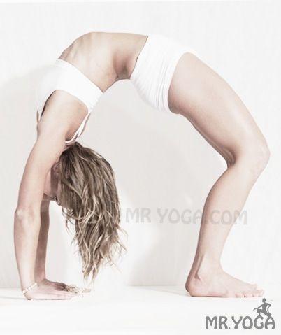 inverted bow pose  urdhva dhanurasana  backbend yoga