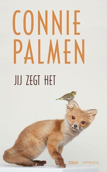 'Jij zegt het' van Connie Palmen, biografie over Ted Hughes, die leest als zijn autobiografie, bijzonder mooie schrijfstijl ****