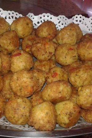 Chiftelute super usoare si gustoase cu legume si orez