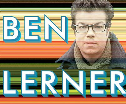 Ben Lerner on not writing a conventional novel | Leaving the Atocha Station