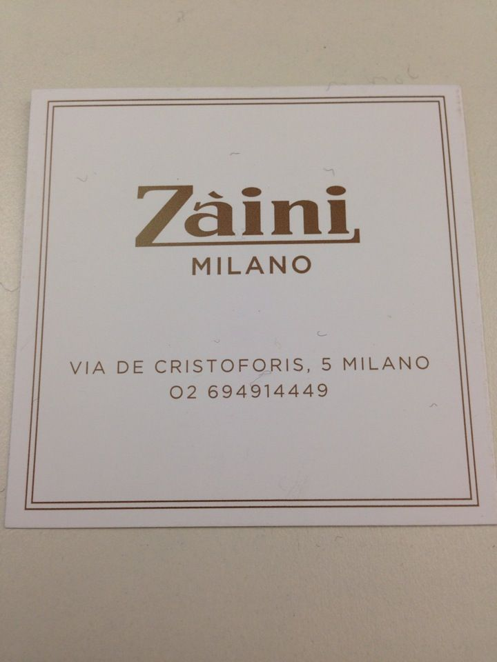 Zàini Bar Cioccolateria