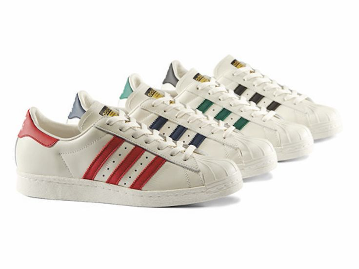 """adidas originals superstar - vintage deluxe pack""  #adidas   #adidasoriginals   #adidassuperstar   #adidasvintage   #adidasdeluxe   #davidbackham   #didierdrogba   #pharrellwilliams   #ritaora   #allin"