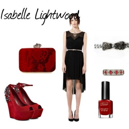 17 Best images about Isabelle lightwood on Pinterest ...