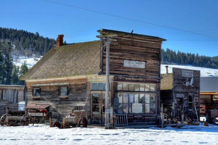 Visit These 8 Creepy Ghost Towns In Washington At Your Own Risk                                                                                                                                                                                 More
