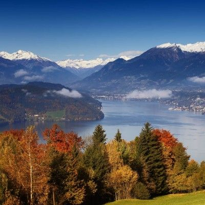 Umgeben von Bergen, Wäldern und dem Millstätter See: Familienurlaub in Österreich   Urlaubsheld.de