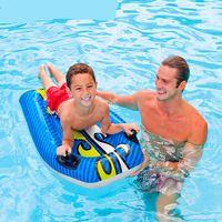 Vilead рыцарь плавающей коврик для серфинга воды надувная кровать Высокая отрицательная сила безопасности для взрослых и детей бассейн попла...