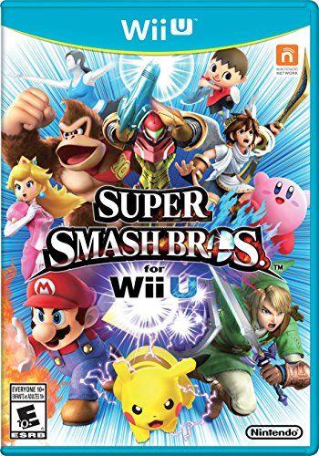 Super Smash Bros. Wii U: nintendo_wii_u: Computer and Video Games - Amazon.ca