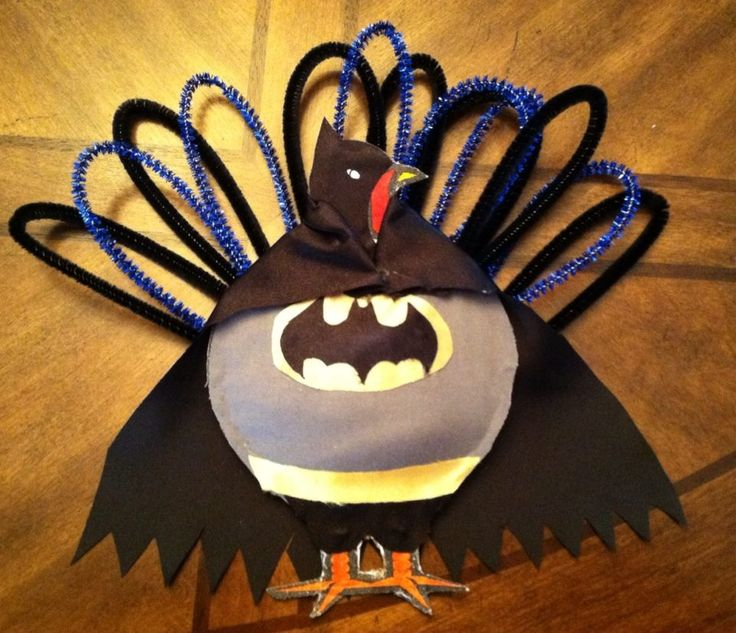 Disguise a Turkey Project!