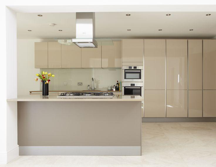 Kitchen Cabinets No Handles 156 best kitchen images on pinterest | white kitchens, kitchen and