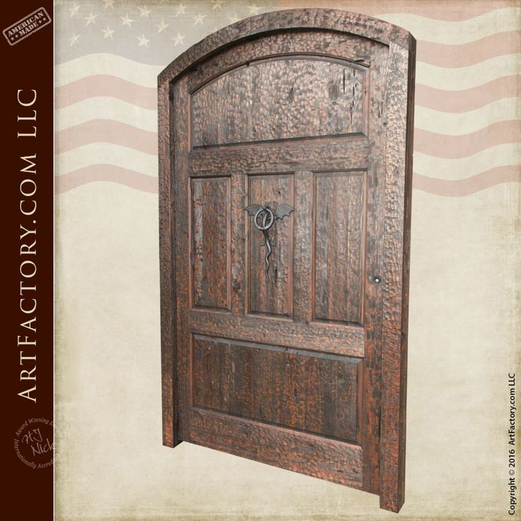 Medieval Front Doors: 189 Best Images About Hand Crafted Doors On Pinterest