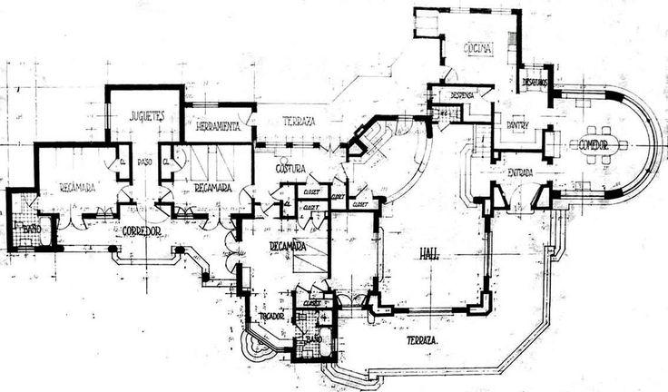 The 25 Best Planos Arquitectonicos Ideas On Pinterest