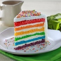 RAINBOW CAKE http://www.sajiansedap.com/mobile/detail/15888/rainbow-cake