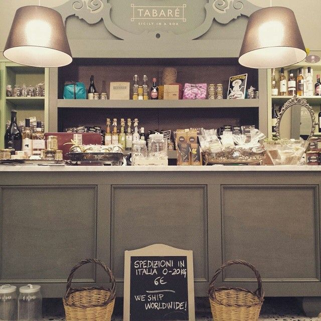 Welcome Everybody! Tabarè concept store, Ortigia, Syracuse. Ancient grocery Make yourself at home!  #grocery #sicily #Syracuse #ortigia #sicilianfood #food #tourism #beautifulplaces #tasting #