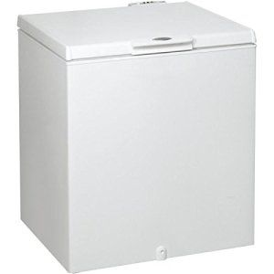 Whirlpool – WHM2110 – Congélateur Coffre – 204 L – Classe: A+ – Blanc
