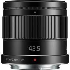 Image result for Panasonic 42.5mm f/1.7