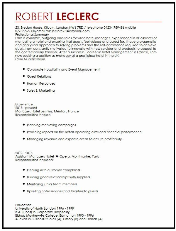 F I Manager Resume Examples Resume Examples Manager Resume Resume Examples Project Manager Resume