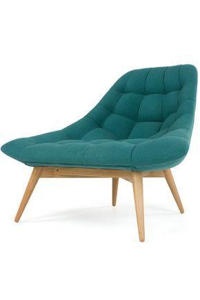 Une fois installé, vous aurez du mal vous relever tant ce fauteuil est confortable. Choisissez entre les modèles bleu minéral, gris opale, gris crécerelle et orange rétro.