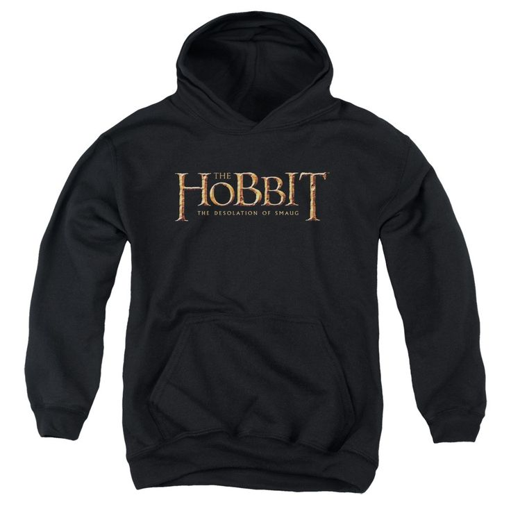 "Checkout our #LicensedGear products FREE SHIPPING + 10% OFF Coupon Code ""Official"" Hobbit / Logo-youth Pull-over Hoodie - Hobbit / Logo-youth Pull-over Hoodie - Price: $49.99. Buy now at https://officiallylicensedgear.com/hobbit-logo-youth-pull-over-hoodie"