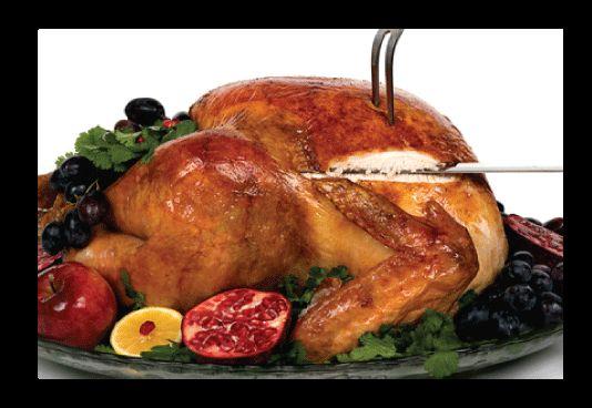 Organic Turkey glazed with brown sugar recipe!
