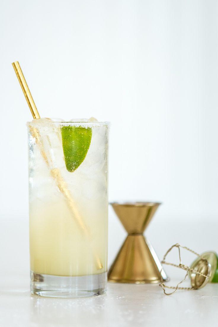 Sparkling Margaritas + My Summer Entertaining Essentials