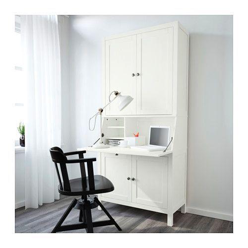 die besten 25 hemnes sekret r ideen auf pinterest sekret r ikea ikea hemnes schreibtisch und. Black Bedroom Furniture Sets. Home Design Ideas