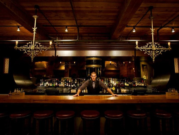 The Best Classic Bars in Canada: Pourhouse