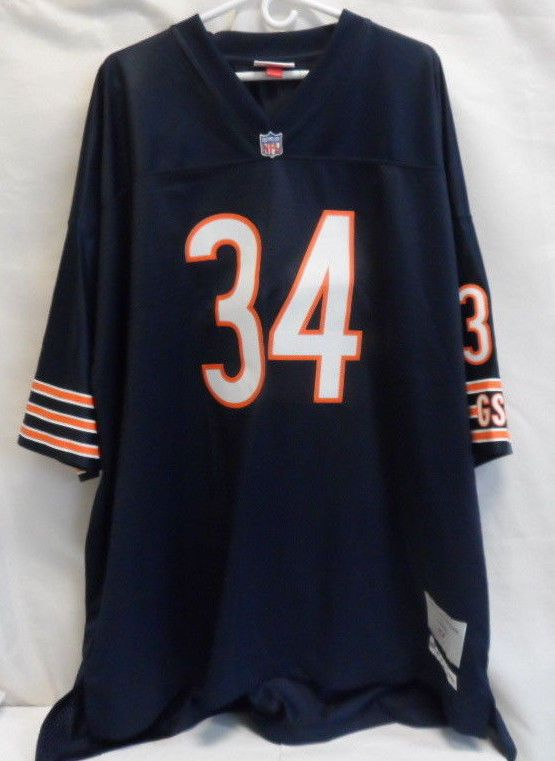 new product 2f40d e4656 Mitchell & Ness Chicago Bears Walter Payton 1985 Legacy ...
