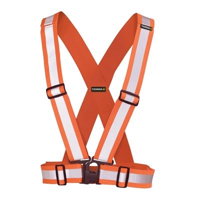 Terra Traffic Harness Orange 2