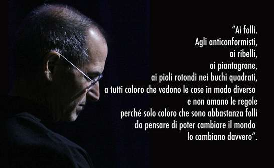 Steve Jobs Piantagrane