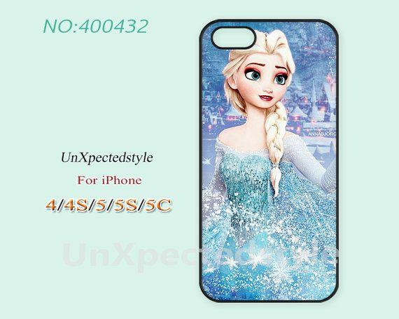 frozen Phone Cases, iPhone 5/5S Case, iPhone 5C Case, iPhone 4/4S Case, Disney frozen, Phone covers, Case for iPhone-400432