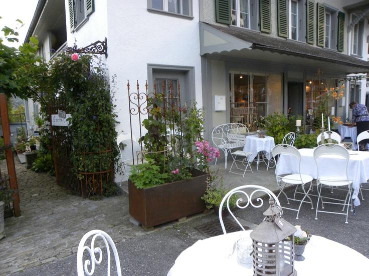 Stimmung Gartencafe