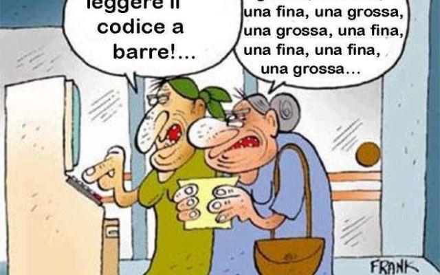 Immagini Divertenti: Vignette sugli Anziani #immaginidivertenti #anziani