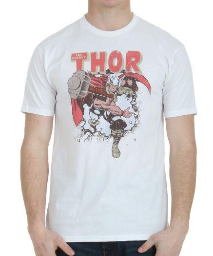 Thor Hammer Throw Classic T-Shirt