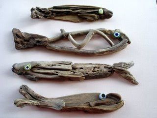 inspired projects: driftwood sculptures « HAUTE NATURE