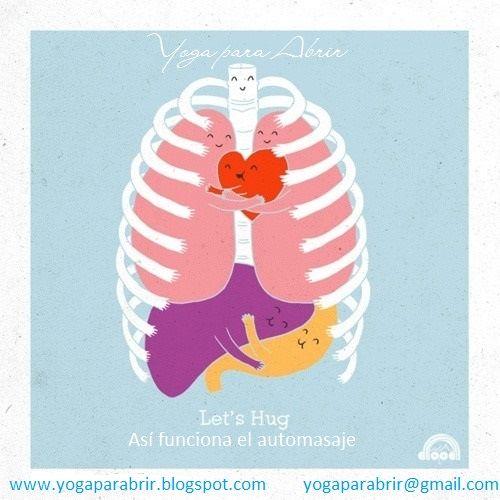 #YogaPaz yoga y automasaje #Automasaje #Organos #Yoga www.yogaparabrir.blogspot.com