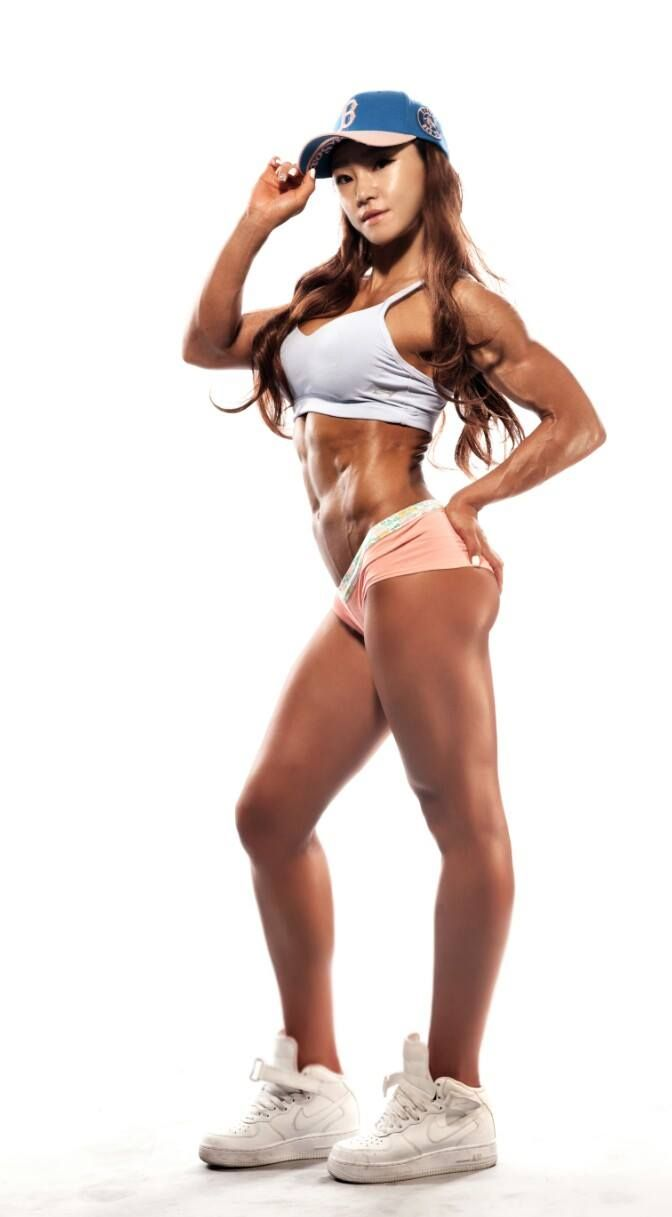 31 best Chu-mi Kim images on Pinterest | Athletic women, Fit women ...