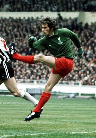 Ray Clemence Liverpool 1974