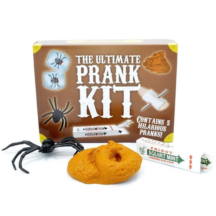 Zestaw do wkręcania Prank Kit