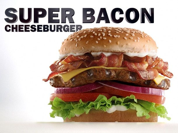 Carl's Jr Super Bacon Cheeseburger gets a good review from Serious Eats.