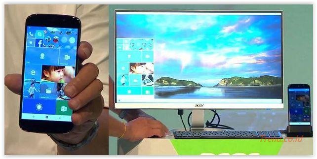 #windows10 #acer Ponsel Acer Jade Primo Bisa Jadi PC Windows 10. Acer menjadikan #IFA 2015 sebagai momen untuk merilis berbagai #smartphone baru. Salah satu perangkat yang menjadi primadona dalam acara peluncuran tersebut adalah Jade Primo. Berjalan di sistem operasi terbaru #Microsoft, Windows 10, Jade Primo dilengkapi dengan fitur menarik bernama #Continuum. Menggunakan #fitur tersebut, Phone Arena, Kamis (3/9/2015),smartphone ini bisa berfun