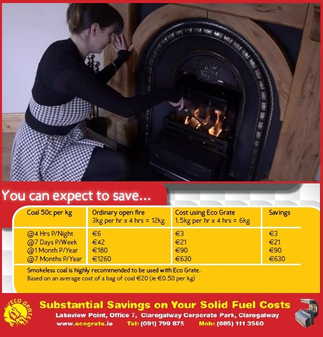 The poor heat output and huge  #SolidFuel consumtion are the main problem with your open #Fireplace. Have a look at the link below to know the solution.