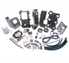 4.0 Sport Trac Supercharger Kit